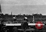 Image of boxing match Paris France, 1919, second 28 stock footage video 65675051497