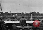 Image of boxing match Paris France, 1919, second 29 stock footage video 65675051497