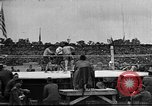 Image of boxing match Paris France, 1919, second 30 stock footage video 65675051497
