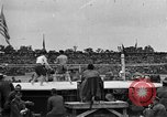 Image of boxing match Paris France, 1919, second 31 stock footage video 65675051497