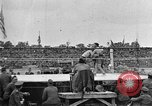 Image of boxing match Paris France, 1919, second 33 stock footage video 65675051497