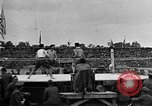 Image of boxing match Paris France, 1919, second 35 stock footage video 65675051497