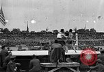 Image of boxing match Paris France, 1919, second 39 stock footage video 65675051497