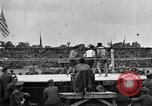 Image of boxing match Paris France, 1919, second 40 stock footage video 65675051497