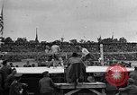Image of boxing match Paris France, 1919, second 42 stock footage video 65675051497