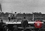Image of boxing match Paris France, 1919, second 45 stock footage video 65675051497