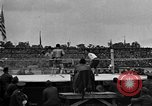 Image of boxing match Paris France, 1919, second 48 stock footage video 65675051497