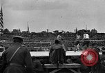 Image of boxing match Paris France, 1919, second 51 stock footage video 65675051497