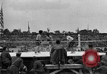 Image of boxing match Paris France, 1919, second 55 stock footage video 65675051497