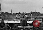 Image of boxing match Paris France, 1919, second 56 stock footage video 65675051497