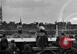 Image of boxing match Paris France, 1919, second 57 stock footage video 65675051497
