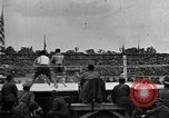 Image of boxing match Paris France, 1919, second 58 stock footage video 65675051497