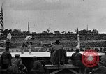 Image of boxing match Paris France, 1919, second 59 stock footage video 65675051497