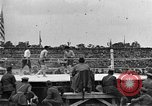 Image of boxing match Paris France, 1919, second 61 stock footage video 65675051497