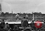 Image of boxing match Paris France, 1919, second 62 stock footage video 65675051497