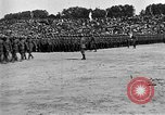 Image of Athletic meet Paris France, 1919, second 43 stock footage video 65675051498