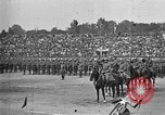 Image of Athletic contests Paris France, 1919, second 9 stock footage video 65675051504