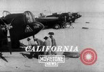Image of B-10 aircraft California United States USA, 1936, second 2 stock footage video 65675051515