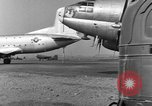 Image of Evacuation of wounded in C-47 aircraft Korea, 1954, second 33 stock footage video 65675051537