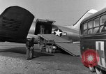 Image of Evacuation of wounded in C-47 aircraft Korea, 1954, second 39 stock footage video 65675051537