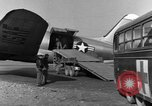 Image of Evacuation of wounded in C-47 aircraft Korea, 1954, second 40 stock footage video 65675051537