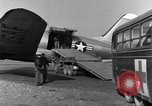 Image of Evacuation of wounded in C-47 aircraft Korea, 1954, second 41 stock footage video 65675051537