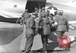 Image of Evacuation of wounded in C-47 aircraft Korea, 1954, second 42 stock footage video 65675051537