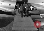 Image of Evacuation of wounded in C-47 aircraft Korea, 1954, second 45 stock footage video 65675051537