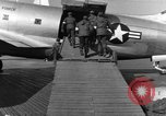 Image of Evacuation of wounded in C-47 aircraft Korea, 1954, second 46 stock footage video 65675051537