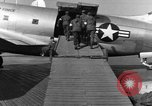 Image of Evacuation of wounded in C-47 aircraft Korea, 1954, second 47 stock footage video 65675051537