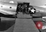 Image of Evacuation of wounded in C-47 aircraft Korea, 1954, second 48 stock footage video 65675051537