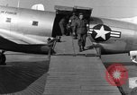 Image of Evacuation of wounded in C-47 aircraft Korea, 1954, second 50 stock footage video 65675051537