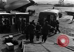 Image of Evacuation of wounded in C-47 aircraft Korea, 1954, second 52 stock footage video 65675051537
