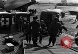 Image of Evacuation of wounded in C-47 aircraft Korea, 1954, second 54 stock footage video 65675051537