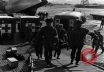 Image of Evacuation of wounded in C-47 aircraft Korea, 1954, second 55 stock footage video 65675051537