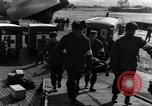 Image of Evacuation of wounded in C-47 aircraft Korea, 1954, second 56 stock footage video 65675051537