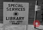 Image of service library Uijongbu South Korea, 1954, second 21 stock footage video 65675051547