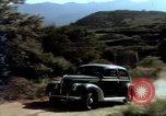Image of Ford V8 automobile commercial advertisment 1939 United States USA, 1939, second 32 stock footage video 65675051554