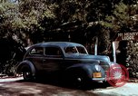 Image of Ford V8 automobile commercial advertisment 1939 United States USA, 1939, second 36 stock footage video 65675051554