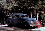 Image of Ford V8 automobile commercial advertisment 1939 United States USA, 1939, second 38 stock footage video 65675051554