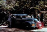 Image of Ford V8 automobile commercial advertisment 1939 United States USA, 1939, second 39 stock footage video 65675051554