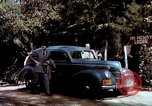 Image of Ford V8 automobile commercial advertisment 1939 United States USA, 1939, second 40 stock footage video 65675051554