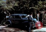 Image of Ford V8 automobile commercial advertisment 1939 United States USA, 1939, second 42 stock footage video 65675051554
