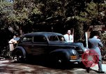 Image of Ford V8 automobile commercial advertisment 1939 United States USA, 1939, second 43 stock footage video 65675051554