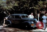 Image of Ford V8 automobile commercial advertisment 1939 United States USA, 1939, second 44 stock footage video 65675051554