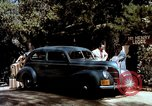 Image of Ford V8 automobile commercial advertisment 1939 United States USA, 1939, second 48 stock footage video 65675051554