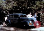 Image of Ford V8 automobile commercial advertisment 1939 United States USA, 1939, second 49 stock footage video 65675051554
