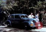 Image of Ford V8 automobile commercial advertisment 1939 United States USA, 1939, second 53 stock footage video 65675051554