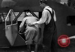 """Image of """"Stratogyro"""" flying machine failing to fly Hollywood California USA, 1936, second 30 stock footage video 65675051564"""
