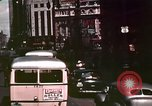 Image of vehicular traffic United States USA, 1937, second 25 stock footage video 65675051567